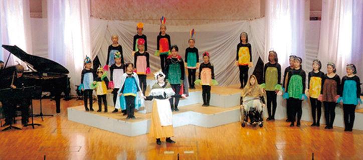 児童合唱団「多摩ファミリーシンガーズ」演奏会