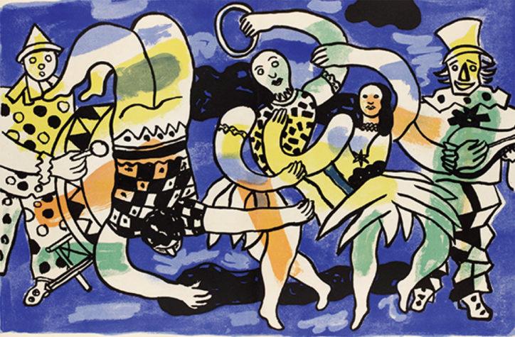 北斎、ピカソら巨匠の作品約180点が見られる!「版画キングダム」@町田市立国際版画美術館