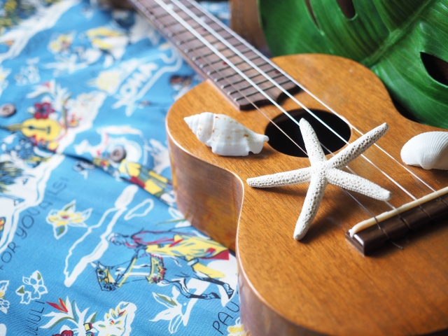 カマカハワイアンズ20周年コンサート@大井町生涯学習センター
