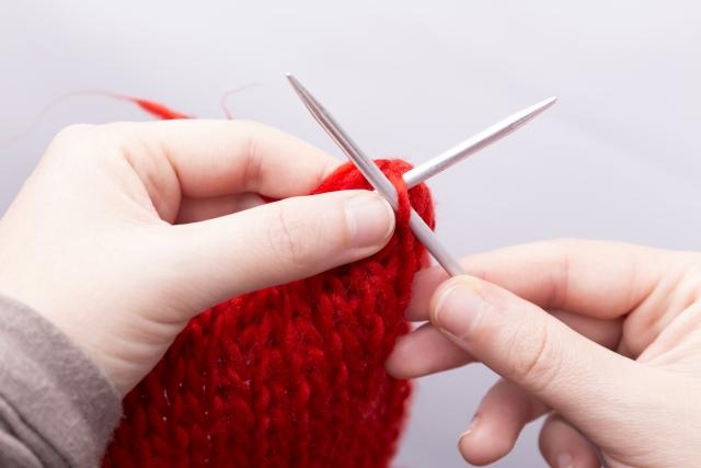 爽やかニット展Ⅴ~手編みの世界へ