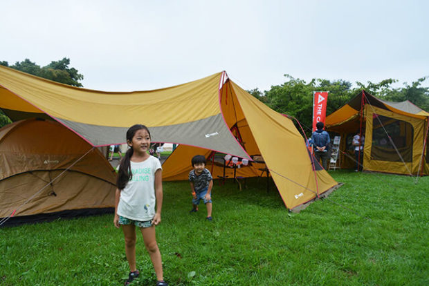 「TANZAWA 山モリ!フェス2017」に子どもたちが行ってみた!