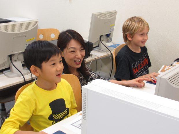 富士通オープンカレッジ「夏休み・子ども向けプログラミングスクール」横浜西口校・二俣川校