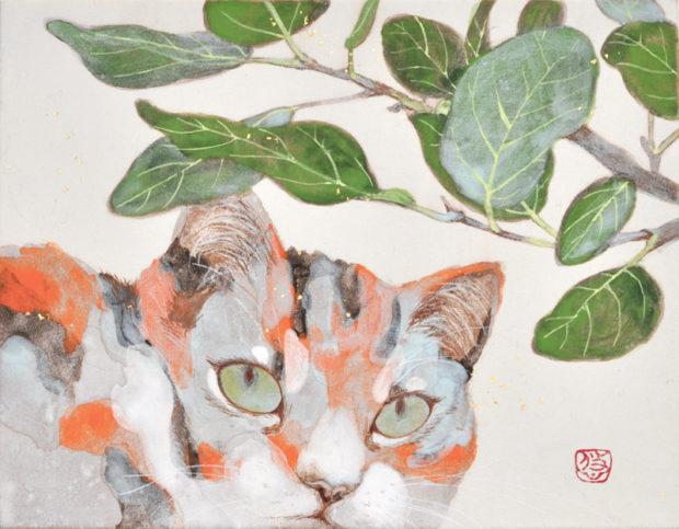 『猫も杓子も 展』お気に入りの猫に出会えるかも@フェイアートギャラリー(横浜)