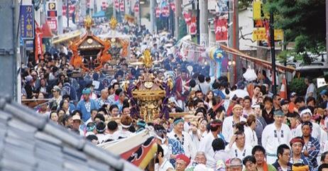 『第45回高津区民祭』2018年も賑やかに7月29日(日)開催 @川崎市高津区 大山街道付近