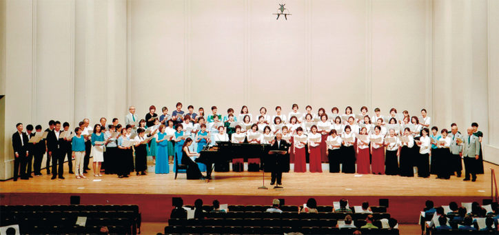 第45回多摩市合唱祭@パルテノン多摩大ホール【入場無料】