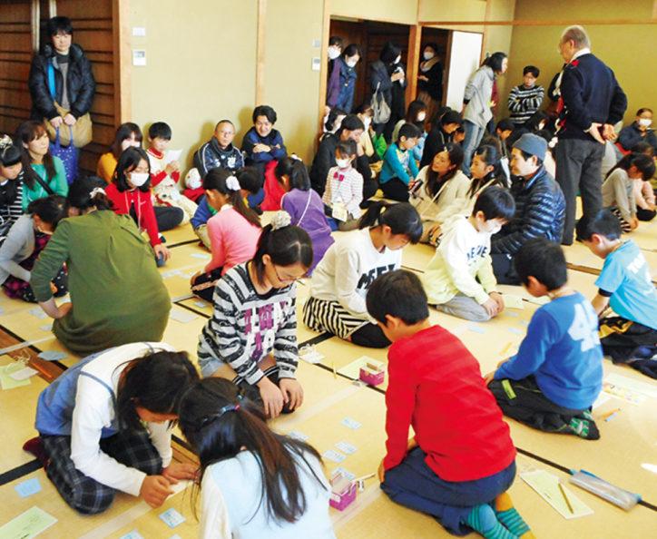 第17回五色百人一首の会@綾瀬市中央公民館