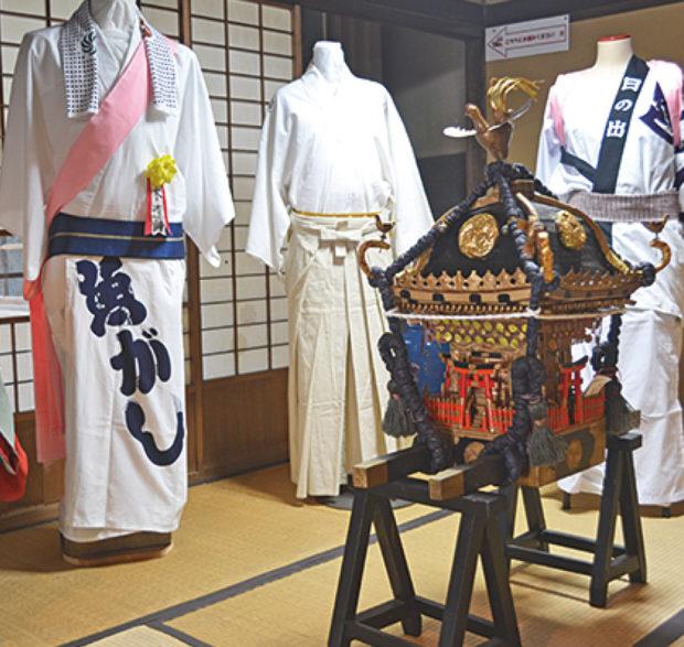 三浦市指定重要無形民俗文化財「海南神社例大祭」