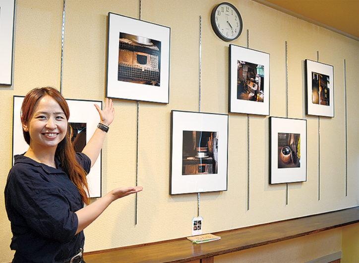 たむらゆうこ写真展「ふるさと えびなのお台所」