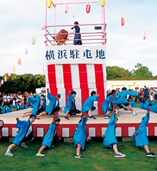陸上自衛隊横浜駐屯地で「納涼祭」輸送防護車などの特別展示も