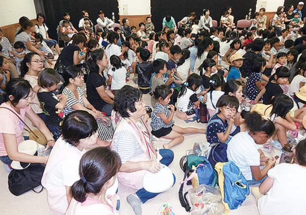 キッズ☆えいがかい『ファインディング・ドリー』上映【3歳~】