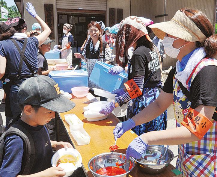 「江ヶ崎町サマーフェスティバル」納涼踊りやカレーパーティーも