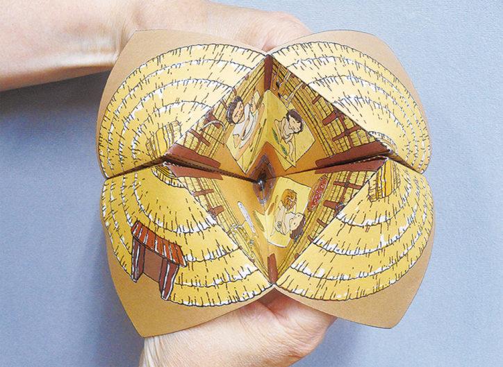 親子体験教室「縄文パクパクを作ろう!」@東京都埋蔵文化財センター