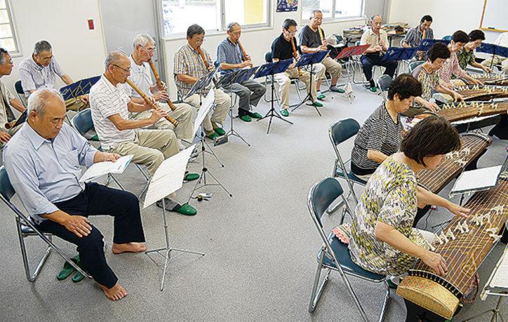 第23日本尺八連盟・神奈川県支部「第23回定期演奏会」
