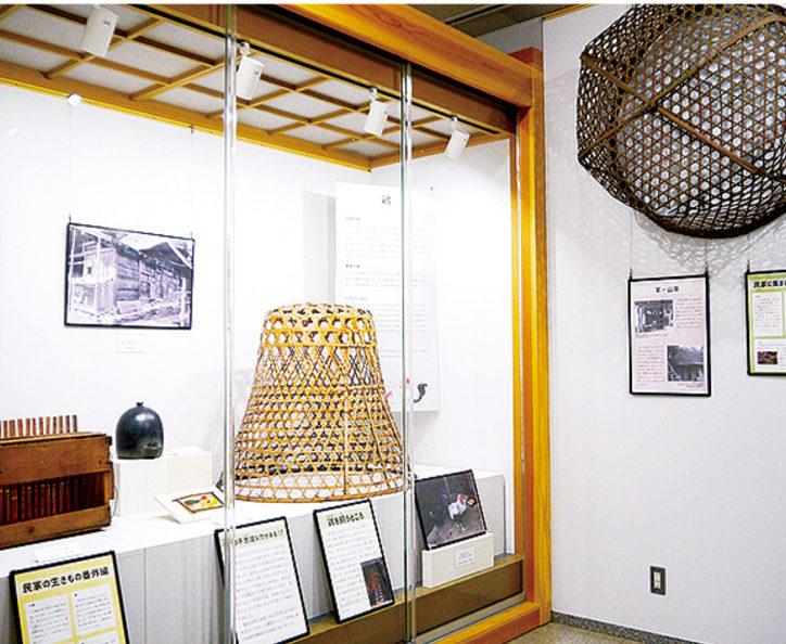 日本民家園企画展示「民家の暮らしと生きもの」