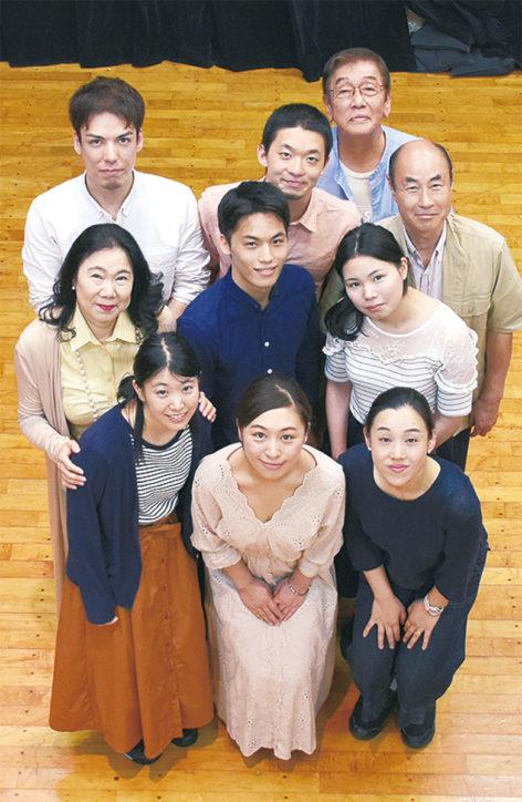 劇団民藝「夏の稽古場公演」