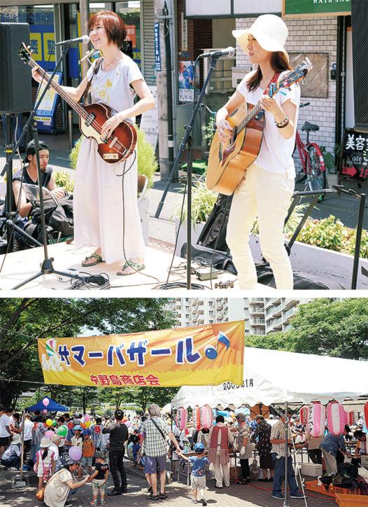 第12回中野島音楽祭@JR中野島駅周辺