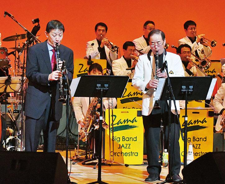 ZAMAビッグバンドジャズオーケストラ「第21回定期コンサート」