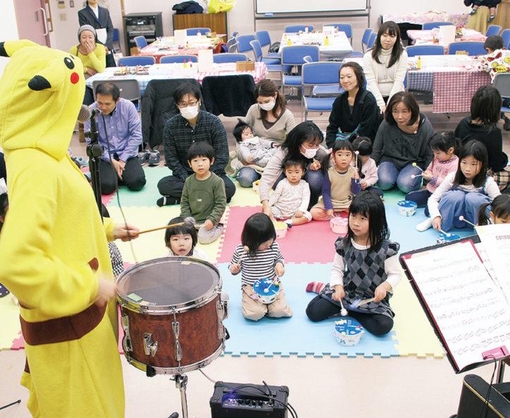 【小学生対象・定員25人】打楽器を作って演奏するコンサート