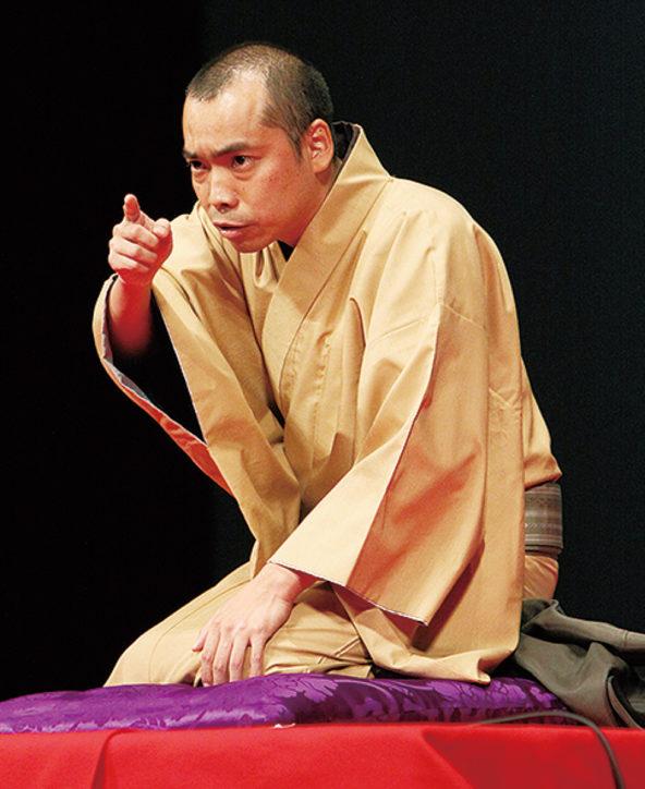 落語番外地~笑吉・安芸二人会【先着110人】
