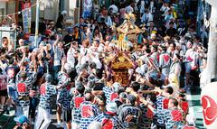 白姫神社で鎮座60年祝う「白姫まつり」繭玉ダーツや公開オーディションも