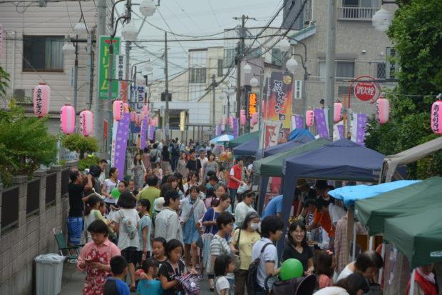 厚木最大の甲冑夏フェス「愛甲三郎納涼祭り」パレードや厚木ご当地グルメ、流しそうめんも!