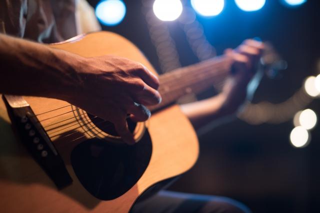 アコースティックギター&ウクレレ引き語りライブ@川勾神社