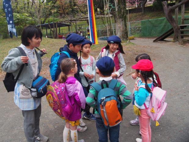 七沢幼稚園/本物にふれる環境で生きる力を育む【厚木市】