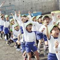 みたけ台幼稚園/毎日がわくわく・どきどきの繰り返し!【横浜市青葉区】