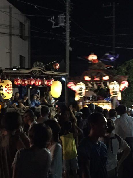 「片瀬諏訪神社例大祭」藤沢・片瀬東浜に神輿が降りる【8月27日(火)】