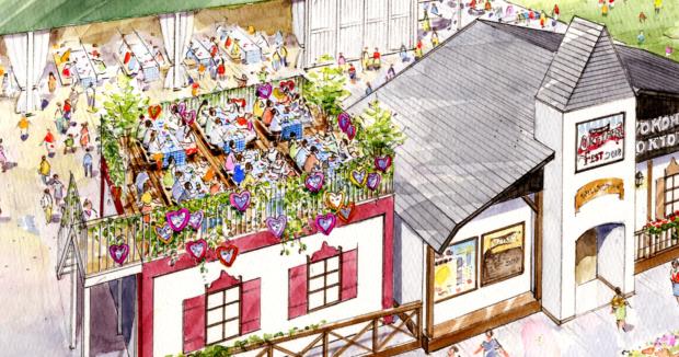 170種類以上のビールが楽しめる「横浜オクトーバーフェスト2018」@横浜赤レンガ倉庫