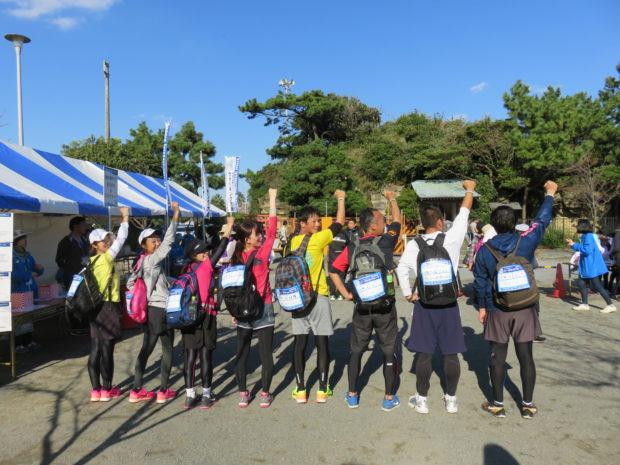 歩こう湘南!コースを選べるビーチサイドウォーク。ハッピーになるイベントも!