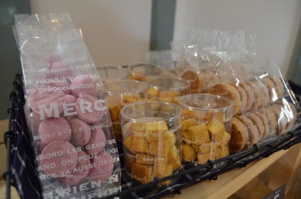 小麦にこだわった長時間発酵バゲットと食パンが人気「ベーカリーカルム」【横浜市金沢区】