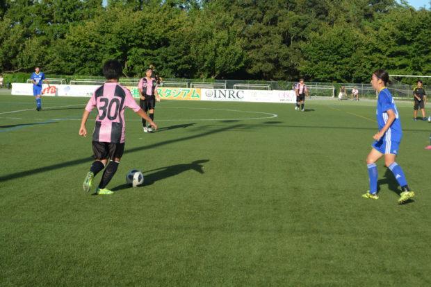 《 湘南チャリの旅 》女子サッカーが熱い!ヤングなでしこ、宮澤ひなた選手を輩出したレイアFCを見に行こう!