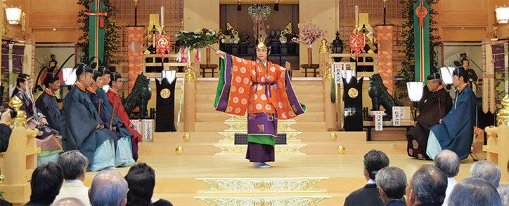 亀ヶ池八幡宮「例大祭」【9月17日】