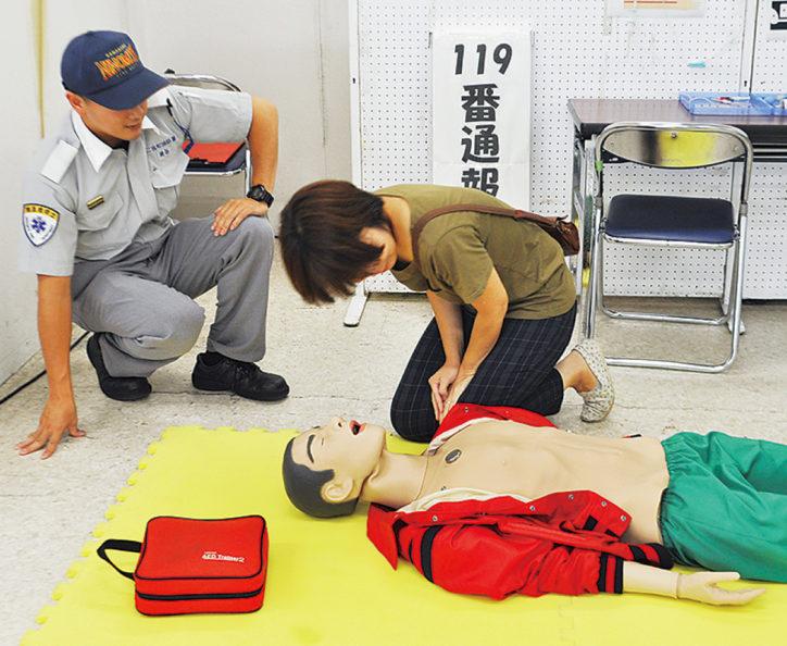 【9月9日は救急の日】二宮町で「救急フェア」
