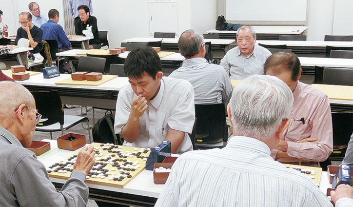 【参加者募集中】第55回赤旗名人戦囲碁将棋大会@アミューあつぎ