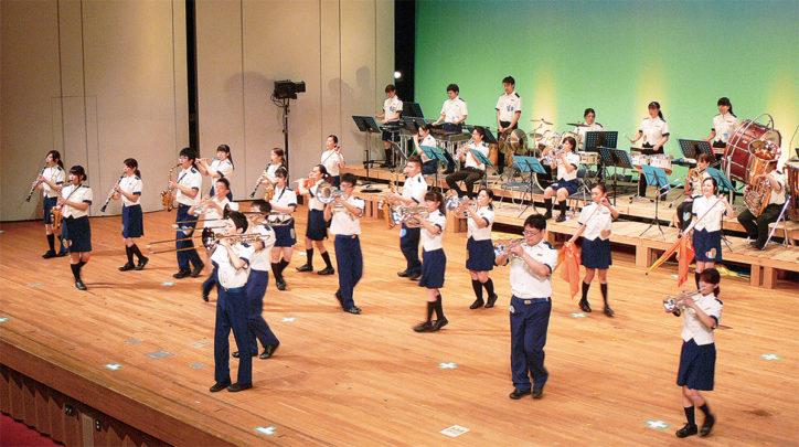 圧巻のステージドリルも!横須賀市消防音楽隊「定期演奏会」
