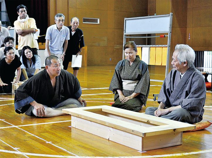 こゆるぎ座第66回公演「小田原義民録 下田隼人伝」