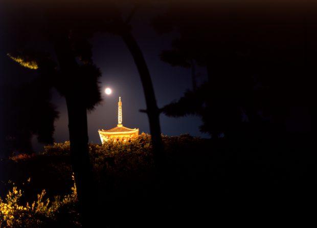 横浜三溪園「観月会」ライトアップと月明りで楽しむ音楽・舞踊【9月21日~25日】