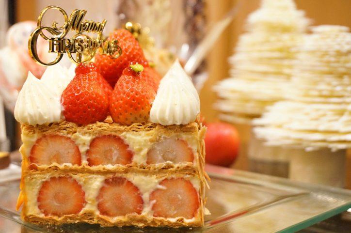 横浜ベイシェラトンのクリスマスケーキ2018 全6種類をレポート
