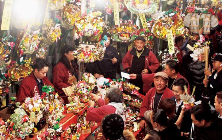 2020年金刀比羅大鷲神社「酉の市」露店は75年ぶり中止<横浜市南区>