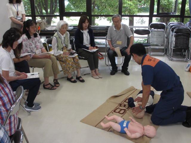 地域の子育てをお手伝い!平塚市ファミリー・サポート・センターで支援講習会