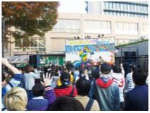 学園祭シーズン到来!川崎市多摩区内3大学 【日本女子大】【専修大学】【明治大学】