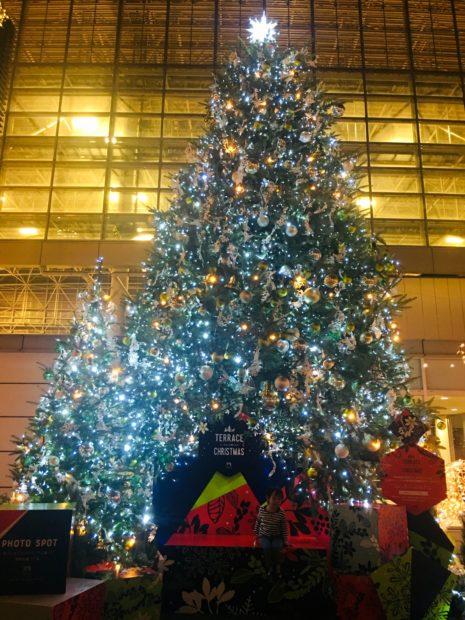 「たまプラーザ テラス」2018年のクリスマスは首都圏最大級!トナカイのオブジェが初登場