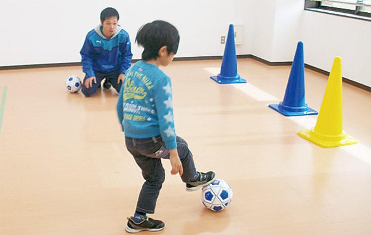 ブラインドサッカー体験会【定員20人・先着順】