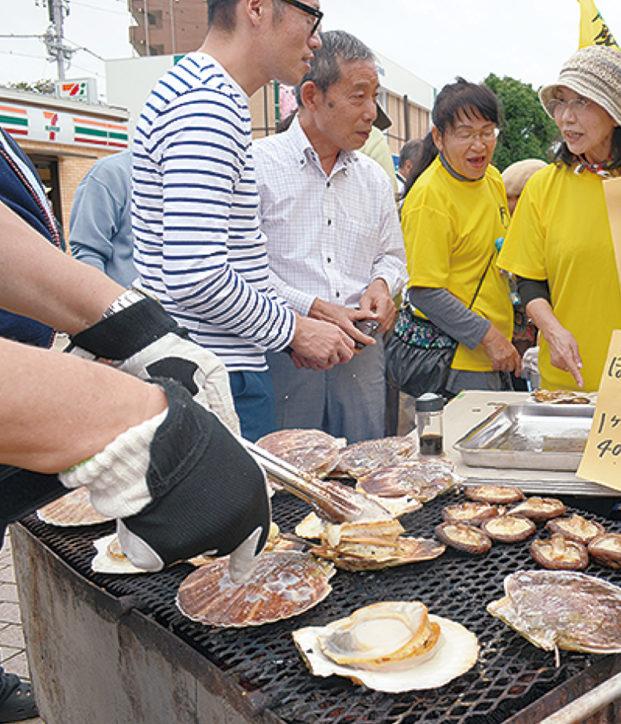日本全国の名産品が大和に集結「全国ふるさとまつり うまいもの市」