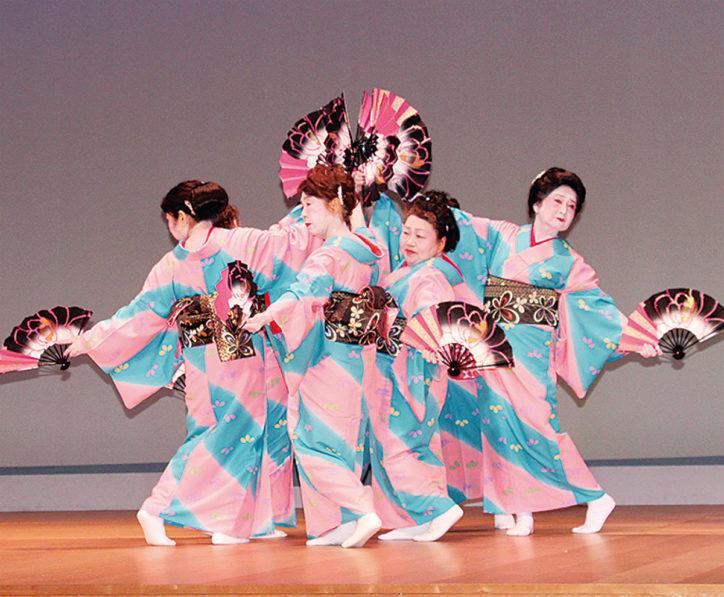 「第51回海老名市民文化祭」EBINAダンスの披露も
