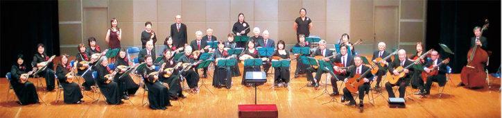 マンドリン愛好者サークル「マンドリーノ三浦・第22回定期演奏会」