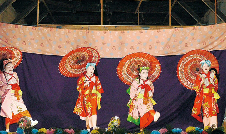 神奈川県指定無形民俗文化財「菊名の飴屋踊り」上演【観覧自由】