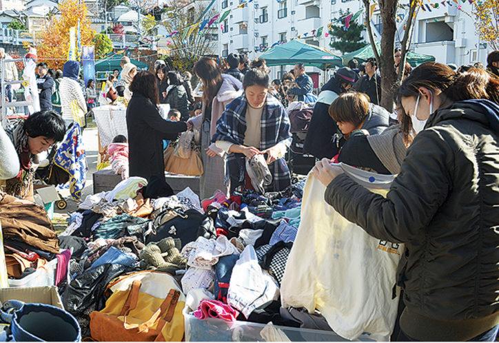 親子で楽しめる人気企画「ホシノタニマーケット」